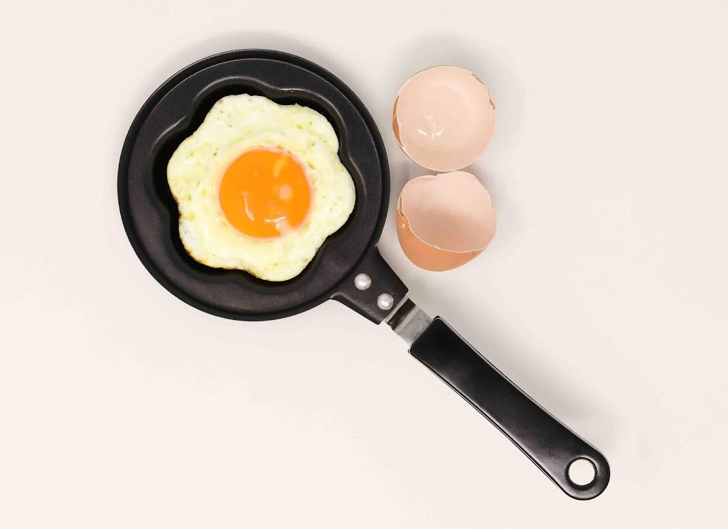 What is over easy eggs