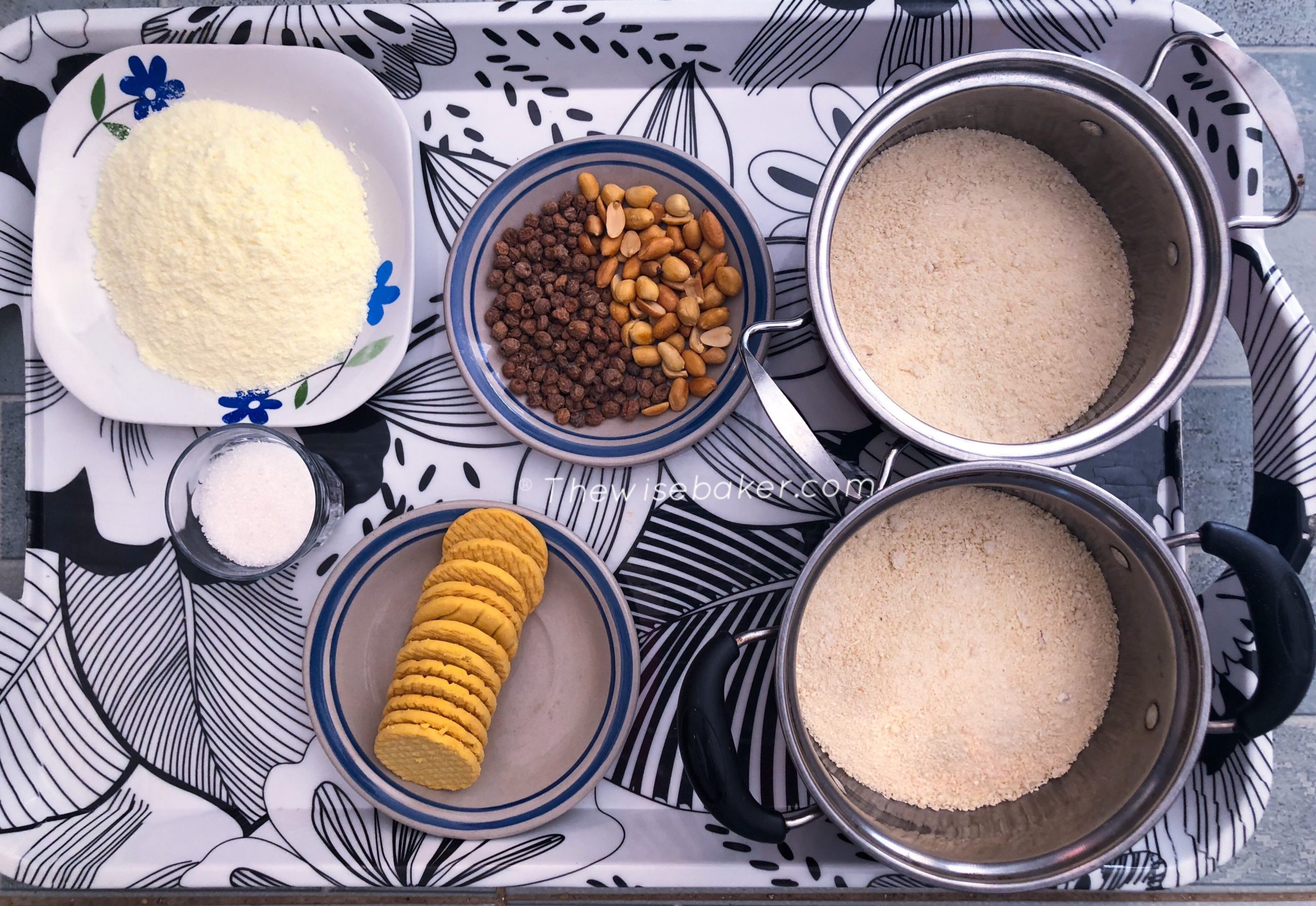How to eat garri